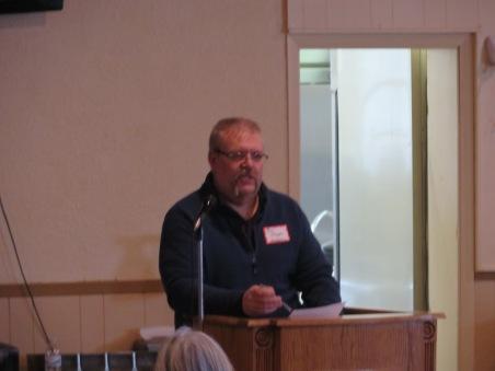 ROAR President - Ray Bruggman