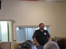 Guest Speaker - DNR Parks & Trails, Shawn Donais