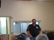 Guest Speaker - DNR Parks & Trails, Shawn Donais